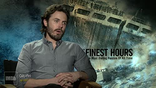 'The Finest Hours' Cast Talks Extreme Shooting Conditions