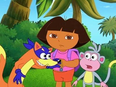 Psp laster ned film Dora the Explorer: Star Mountain [360p] [480x640]