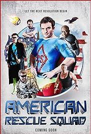 American Rescue Squad Poster