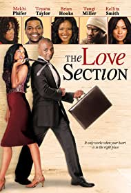 Mekhi Phifer, Tangi Miller, Lawrence B. Adisa, Brian Hooks, Kellita Smith, and Teyana Taylor in The Love Section (2013)