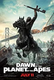 Dawn of the Planet of the Apes (2014) Poster - Movie Forum, Cast, Reviews