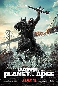 Dawn of The Planet of The Apesรุ่งอรุณแห่งอาณาจักรพิภพวานร