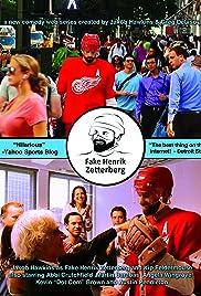 Fake Henrik Zetterberg Poster
