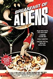Breakfast of Aliens Poster