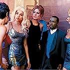 Pamela Anderson, Natalie Raitano, Shaun Baker, and Molly Culver in V.I.P. (1998)
