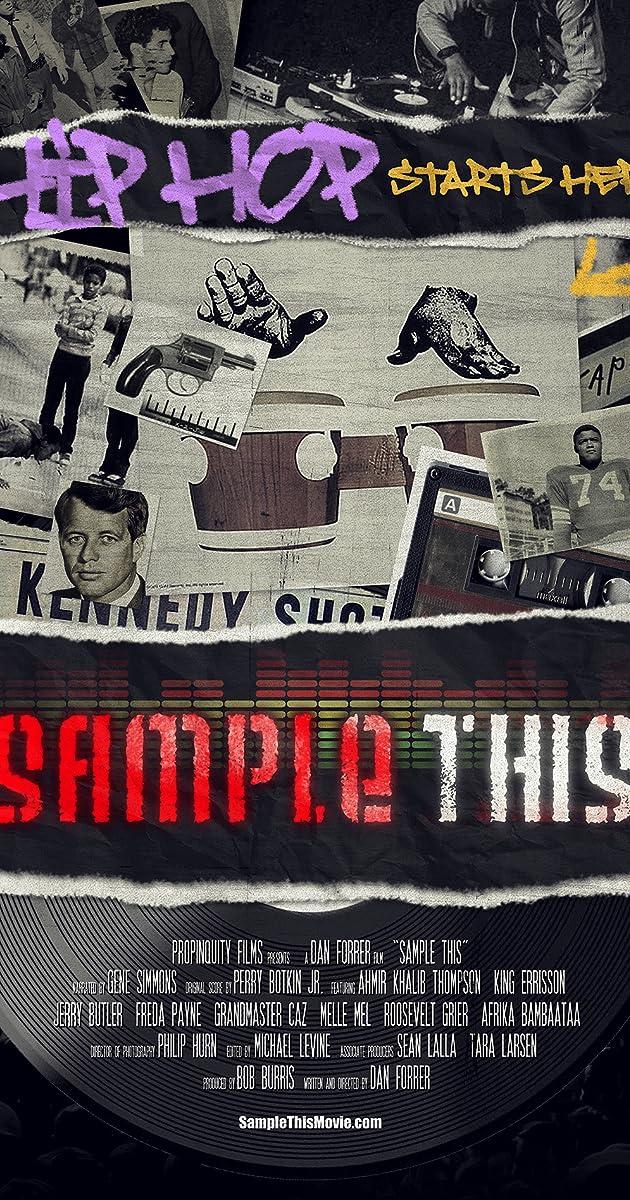 Sample This (2012) - IMDb
