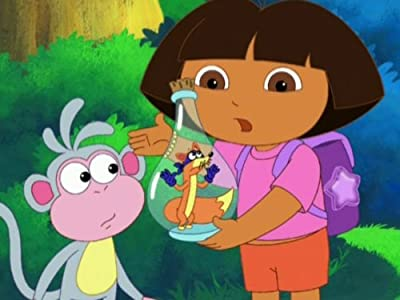 Watch free movie clip Dora's Dance to the Rescue [1920x1600]