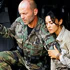 Bruce Willis and Monica Bellucci in Tears of the Sun (2003)