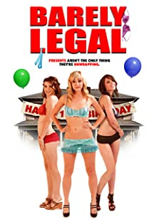 Barely Legal (2011 Video)