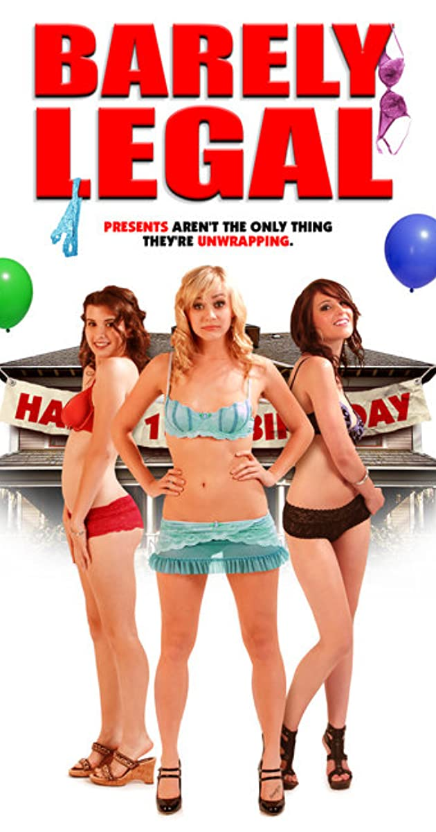18+ Miror Barely Legal 2011 English 720p BluRay 700MB Download