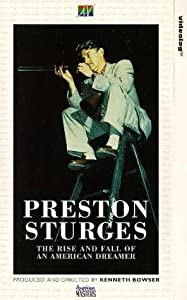 Downloads free movie unlimited Preston Sturges: The Rise and Fall of an American Dreamer [avi]