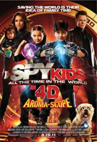 Primary photo for Spy Kids 4: All the Time in the World