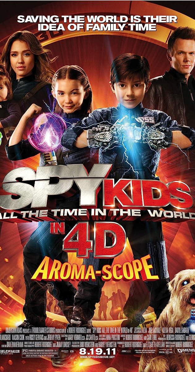 Spy Kids Part  Full Movie Watch Online