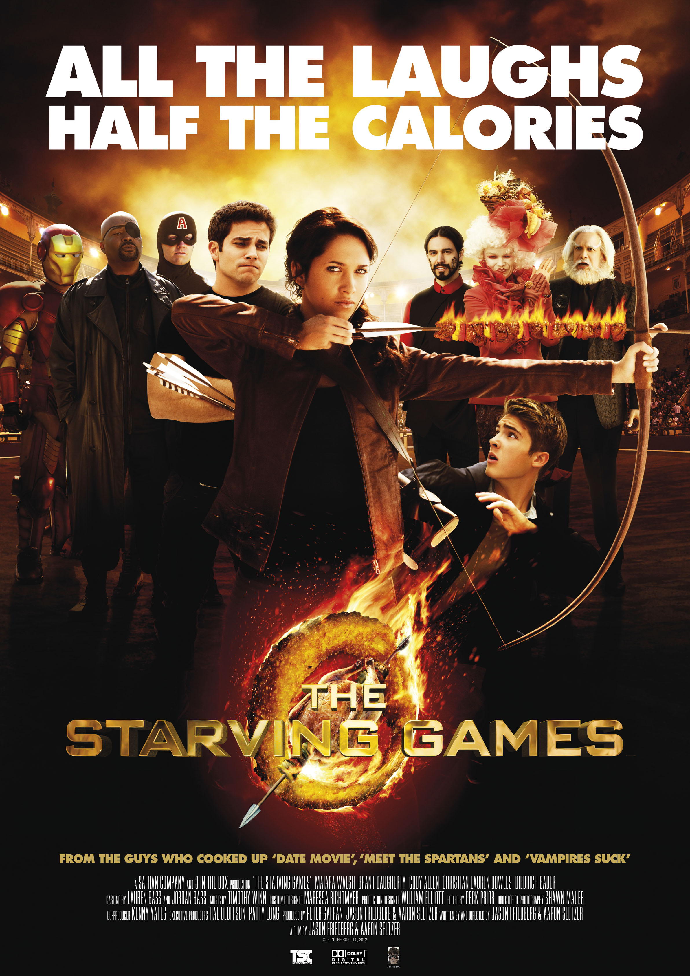 The Starving Games 2013 Imdb