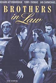 Brothers in Law (1957) Poster - Movie Forum, Cast, Reviews