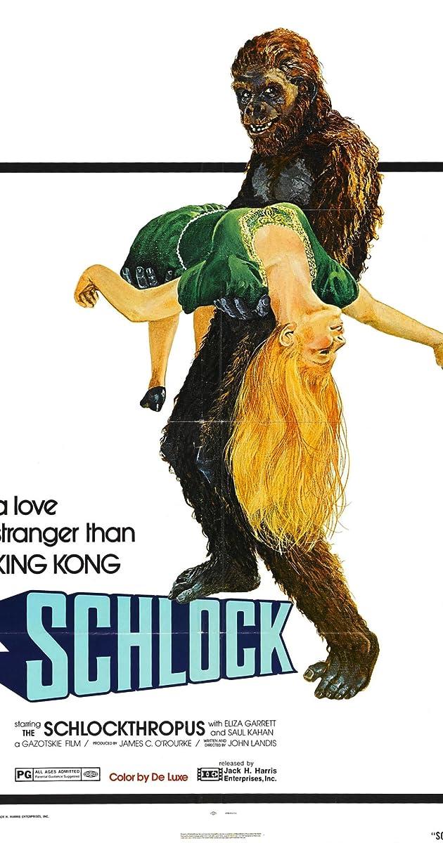 Schlock (1976) Subtitles