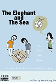 The Elephant and the Sea Poster