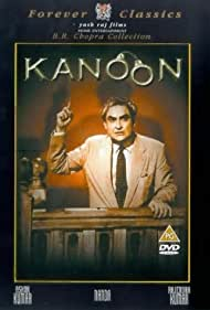 Kanoon (1960) Poster - Movie Forum, Cast, Reviews