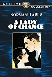 A Lady of Chance Poster