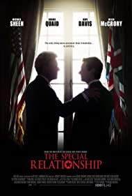 Dennis Quaid and Michael Sheen in The Special Relationship (2010)