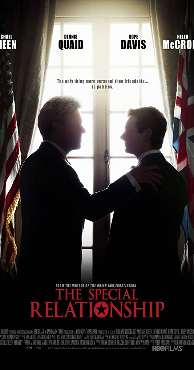 the special relationship movie review