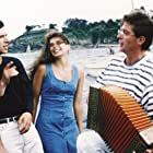 Yves Guérin, Melvil Poupaud, and Gwenaëlle Simon in Conte d'été (1996)