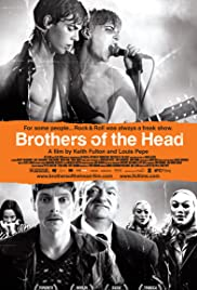 Brothers of the Head Poster