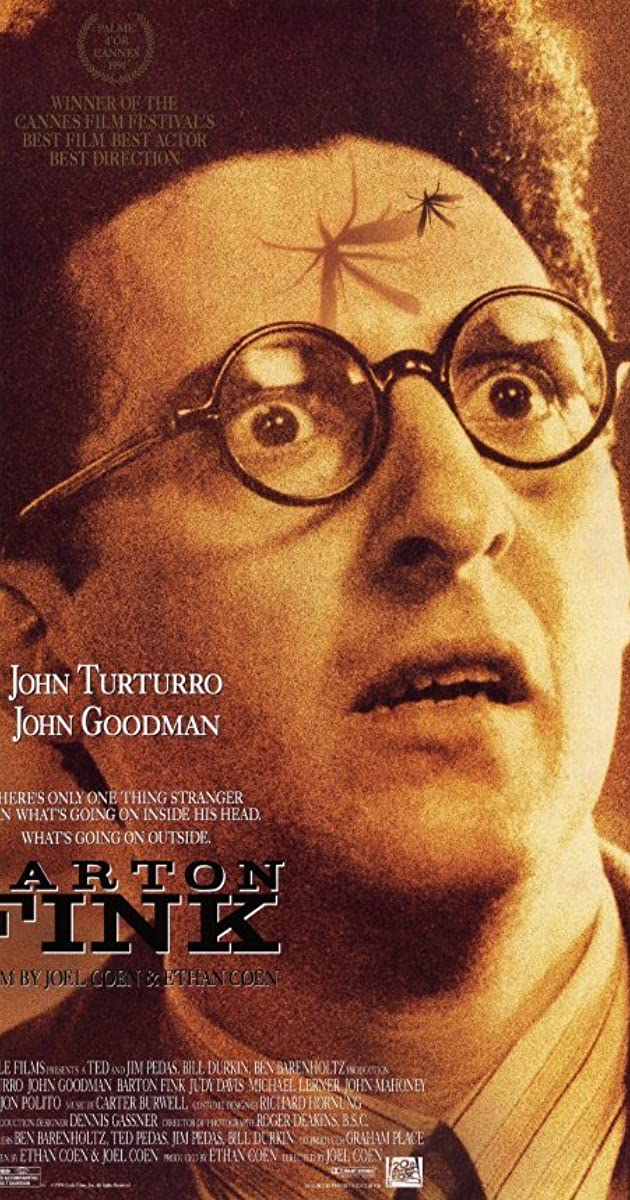 Play or Watch Movies for free Barton Fink (1991)