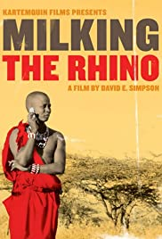 Milking the Rhino Poster