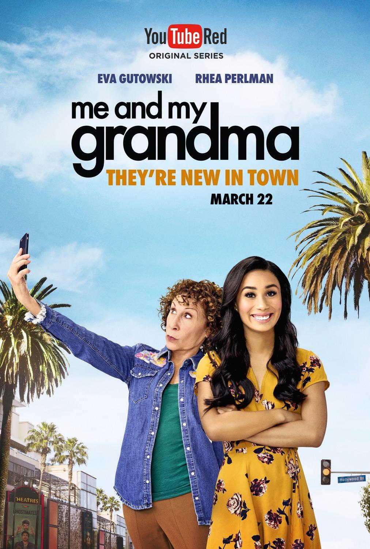 Me And My Grandma Tv Series 2017 Imdb
