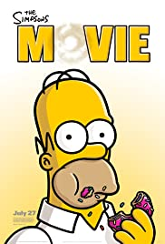 The Simpsons Movie (2007) Poster - Movie Forum, Cast, Reviews