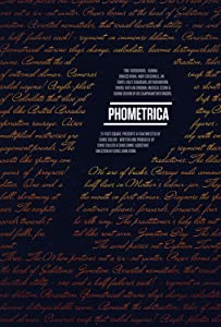 Dvdrip movies 2018 free download Phometrica by [4K2160p]