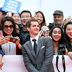 Andrew Garfield at an event for Breathe (2017)