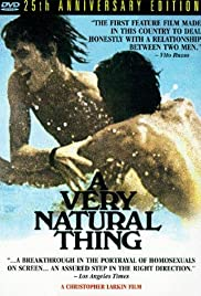 A Very Natural Thing (1974) Poster - Movie Forum, Cast, Reviews