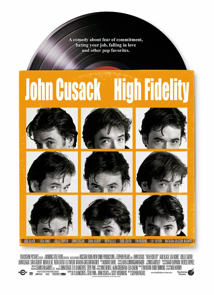 high fidelity cast recording