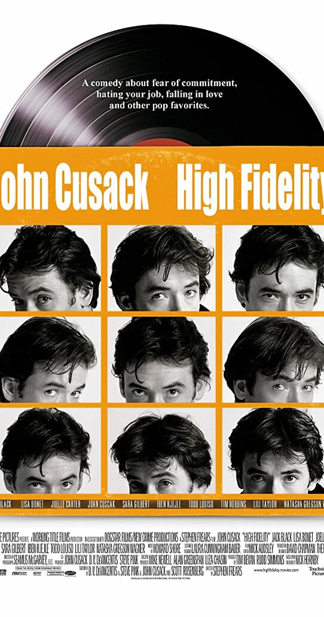 Subtitle of High Fidelity