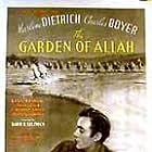 Marlene Dietrich and Charles Boyer in The Garden of Allah (1936)