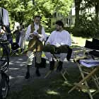 Clark Gregg and Brad William Henke in Choke (2008)