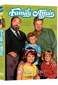 Family Affair (1966) Poster - TV Show Forum, Cast, Reviews