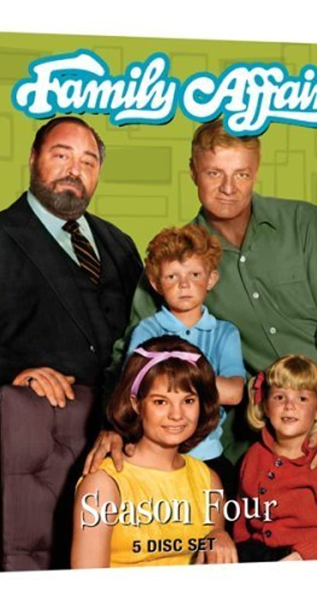 Family Affair (TV Series 1966–1971) - IMDb