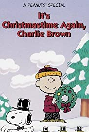 It's Christmastime Again, Charlie Brown Poster
