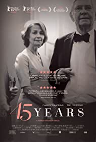 Charlotte Rampling and Tom Courtenay in 45 Years (2015)