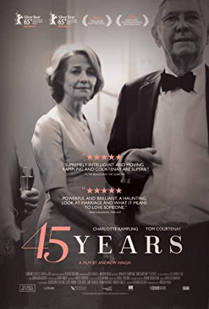 45 Years Watch Online