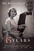45 Years (2015) Poster
