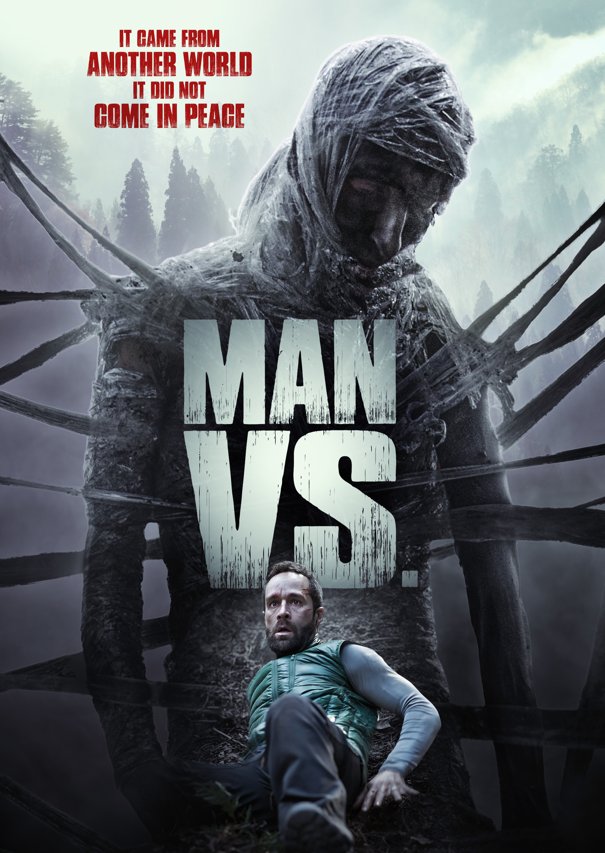 ŽMOGUS PRIEŠ... (2015) / MAN VS.