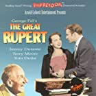 Jimmy Durante, Tom Drake, Terry Moore, and Rupert in The Great Rupert (1950)