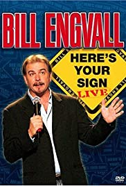 Bill Engvall: Here's Your Sign Live Poster
