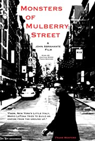 Frank Montero in Monsters of Mulberry Street