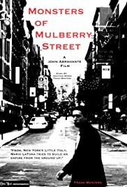 Monsters of Mulberry Street Poster
