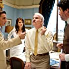 Steve Martin, Andy Garcia, Alfred Molina, and Aishwarya Rai Bachchan in The Pink Panther 2 (2009)